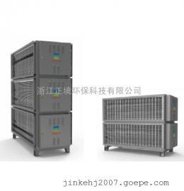 CRT-UV-30新标准静电+紫外线光解30000风量餐饮油烟净化器