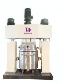 双臂式强力分散机 酸性玻璃胶分散机 酸性玻璃胶搅拌设备