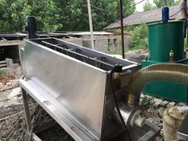 叠螺式污泥脱水机概述