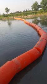 海湾做防鲨网工厂 浮筒挂网拦鲨技术
