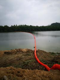 河道拦截垃圾隔离栅 电站拦污栅