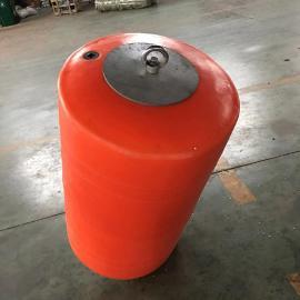 景区航道警戒浮筒 免维护拆装浮桶