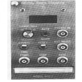 Bak DTC-1 数字计时器