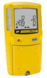 加拿大BW GAMAX-XT4泵吸式四合一气体检测仪
