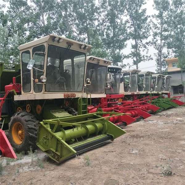 玉米秸秆回收机,青储机,收割机,牧草收割机,棉花杆收割机