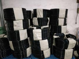 DN125防爆钢丝编织管,2米防爆金属软管
