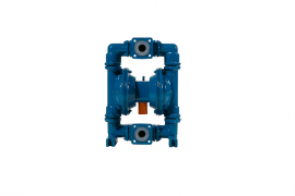 QBY铸铁气动隔膜泵
