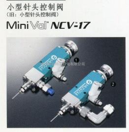 MUSASHI 武藏 NCV-17-1P-1N 小型针头阀