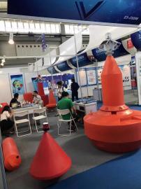 内海核心区禁入浮标 塑料柱形航标