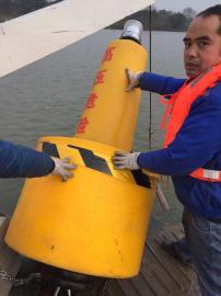 养殖区域围栏塑胶浮标 拦截警示过往渔船