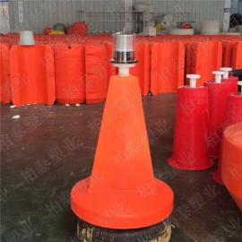 库区塑料界标图片 港口公用航标规格
