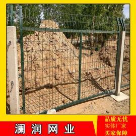 边框防护网铁路专用方管护栏网 菱形孔钢板网护栏网