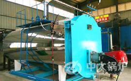 2吨燃气蒸汽锅炉运行成本 2吨燃气蒸汽锅炉