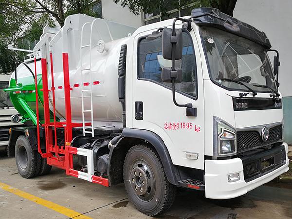 再生资源回收车-中小型餐厨垃圾车