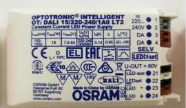 欧司朗osram DALI调光驱动OTI DALI 15/220-240/1A0 LT2