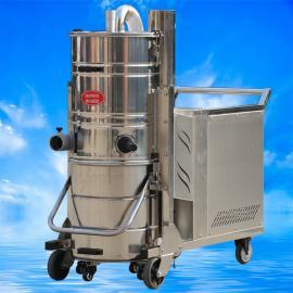 德克威诺大型工业吸尘器DK7510流水线配套吸金属颗粒焊渣木屑