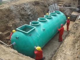 盛清一体化污水处理设备