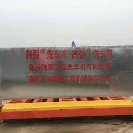 滚轴式工地洗车机 环保除尘洗轮机 工程洗车机