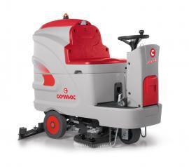 意大利COMOC高美Innova 100 B 电瓶驱动驾驶式全自动洗地机