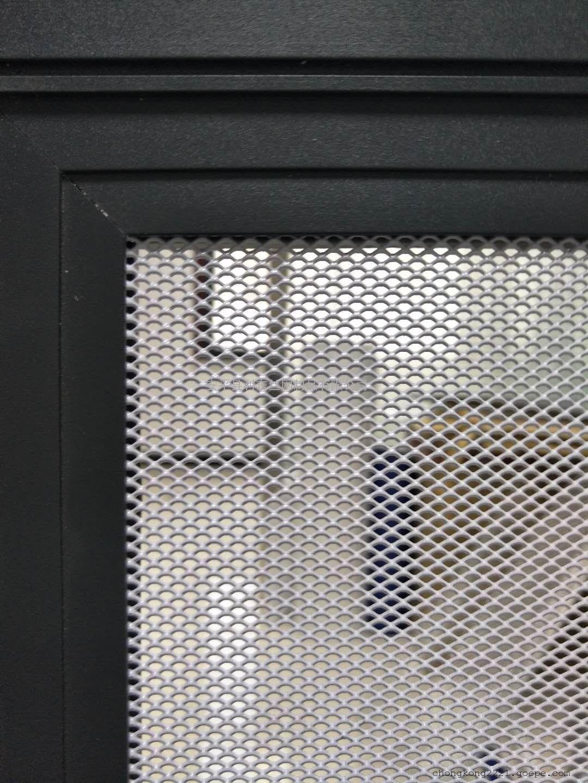 利东加工喷塑铝镁合金窗纱新型防锈产品永不生锈