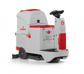 意大利COMOC高美Innova 55 B 电瓶驱动驾驶式全自动洗地机