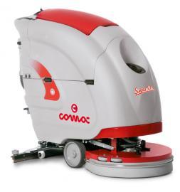 意大利COMOC高美New Simpla 50 B 电瓶驱动手推式全自动洗地机