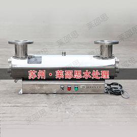 304/316厚钢紫外线消毒器 过流式杀菌器 UVBK品牌