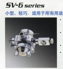 MUSASHI 武藏 SV-6 流体喷雾阀SV-6SK SV-6R SV-6RW