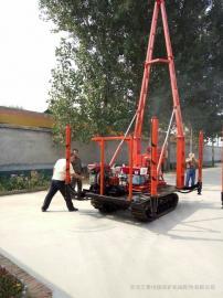 履带式XY-1A型地质勘探钻机岩心钻机