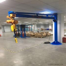 悬臂吊柱式悬臂吊起重 ,180度手动旋转悬臂吊、壁式悬臂吊