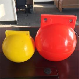 海边警戒线浮球 防腐蚀橙色浮漂