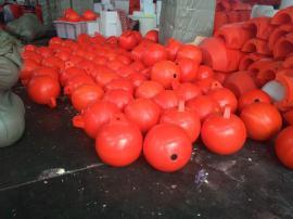 库区防紫外线浮球标识 警戒线浮子