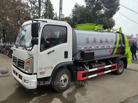 东风5吨餐厨车 餐厨垃圾回收车 泔水车