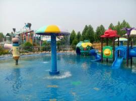 儿童乐园戏水池 水上乐园 多种游乐设备