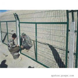 防护栅栏 安全防护网