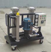 过滤GLYC-25pLZ工业齿轮油高档高粘度油滤油机报价
