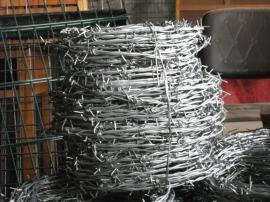 草原圈护刺丝围网-12*14#镀锌刺绳20公斤一盘【现货】