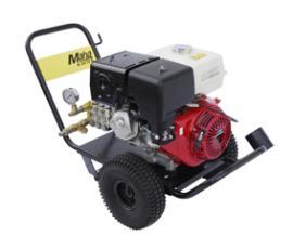 马哈M 25/15 B 工业级汽油引擎驱动冷水高压清洗机