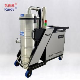 凯德威吸尘器SK-810上下桶5.5KW三相电大功率工业吸尘器