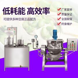 现做现卖石磨新型大豆腐花生豆腐机子机器