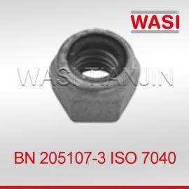 BN205107-3 FH7040铁路专用尼龙锁紧螺母