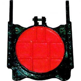 铸铁镶铜方(圆)闸门 铸铁闸门尺寸