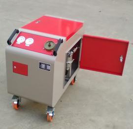 过滤LYC-C100机油实用箱式滤油机