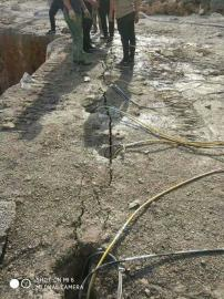 �Q井挖掘用劈裂�C