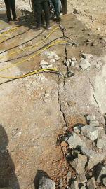 液压劈裂机岩石劈裂器