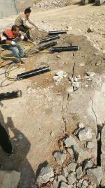 大型岩石劈裂器