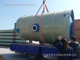 浙江省杭州市下城区一体化预制泵站