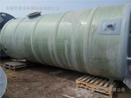 江苏省泰州市泰兴市一体化预制泵站