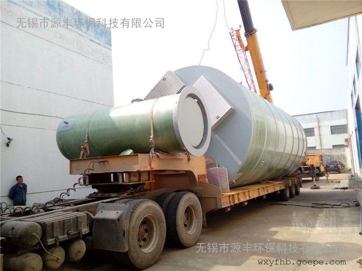 福建省泉州市丰泽区一体化预制泵站