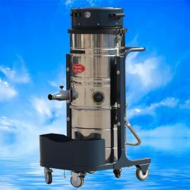 机械厂用大型工业吸尘器车间打扫卫生用吸尘器上下桶吸尘器